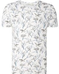 Jack & Jones - Men's Tyler Bird Print Tee - Lyst