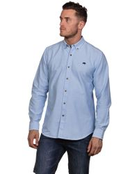 Raging Bull | Men's Big And Tall Ls Signature Oxford Shirt | Lyst