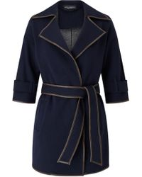 James Lakeland - Trench Belt Coat - Lyst
