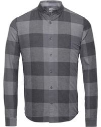 Calvin Klein | Wilken Flannel Check Shirt | Lyst