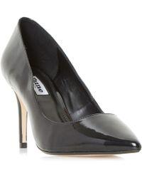 Dune - Aurrora Mid Heel Court Shoes - Lyst