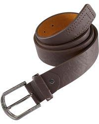 Skopes - Duke Leather Belt - Lyst
