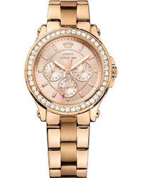 Juicy Couture | 1901050 Ladies Bracelet Watch | Lyst