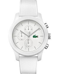 Lacoste - 42010823 Mens Strap Watch - Lyst