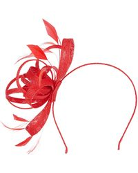 Precis Petite - Loop Detail Fascinator - Lyst