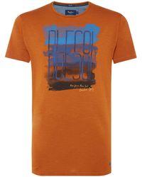Pepe Jeans - Men's Robert Short Sleeve T Shirt - Lyst