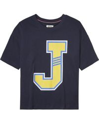 Tommy Hilfiger - Tommy Jeans Graphic T-shirt - Lyst