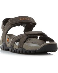 Timberland - 42504 Riptape Sandals - Lyst