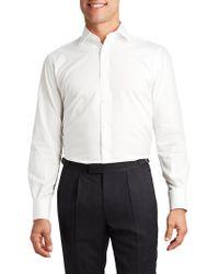 Tm Lewin - Poplin Slim Fit Shirt - Lyst