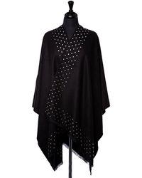 Moda In Pelle - Sashaponcho Accessories - Lyst