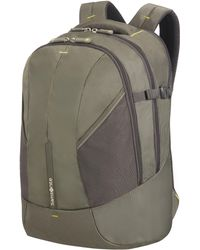 Samsonite - 4mation Olive Laptop Backpack - Lyst