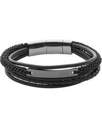 Fossil | Jf02378793 Mens Bracelet | Lyst