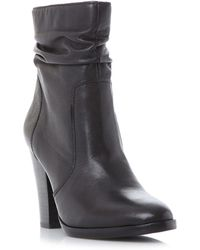 Steve Madden - Hunk Slouchy Calf Boots - Lyst