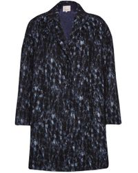 Great Plains | November Rain Oversized Coat | Lyst