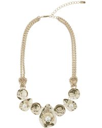 Hobbs - Colette Necklace - Lyst