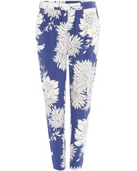 Part Two - Litzy Floral Trousers - Lyst