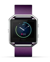 Fitbit - Blaze Smart Fitness Watch Large, Plum - Lyst
