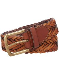 Howick - Plaited Belt - Lyst