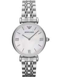 Emporio Armani - Ar1682 Ladies Bracelet Watch - Lyst