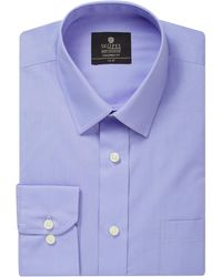 Skopes - Men's Easy Care Formal Tailored Shirts - Lyst