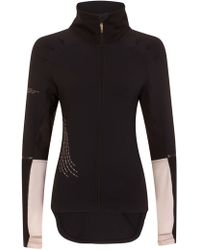 ELLE Sport - Sleek Performance Workout Jacket - Lyst