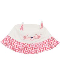 Joules - Baby Girls Kitty Hat - Lyst