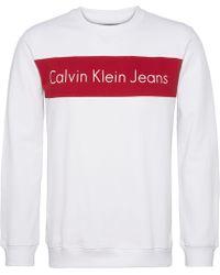 CALVIN KLEIN 205W39NYC - Men's Hayo Regular Sweatshirt - Lyst
