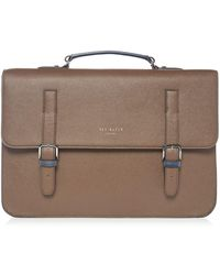 Ted Baker - Country Grossgrain Satchel - Lyst