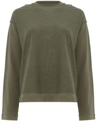 Replay - Cotton Hoodie - Lyst