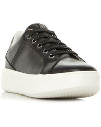 Geox - D Nhenbus A Exaggerated Sole Trainers - Lyst