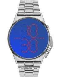 Storm - Digimec Lazer Blue Watch - Lyst