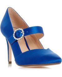 Roland Cartier   Araminta Jewel Buckle Strap Court Shoes   Lyst