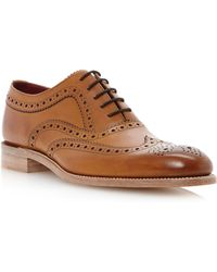 Loake - Fearnley Wingtip Brogue Oxford Shoes - Lyst