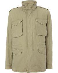 Original Penguin | John Field Jacket With Detachable Gilet | Lyst