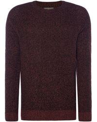 Jack & Jones | Men's Pannel Chunky Knitted Jumper | Lyst