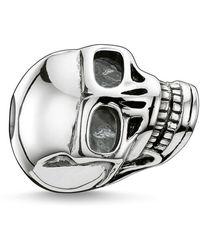 Thomas Sabo - Karma Bead Large Skull - Lyst
