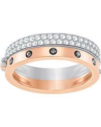 Swarovski - Hint Ring - Lyst