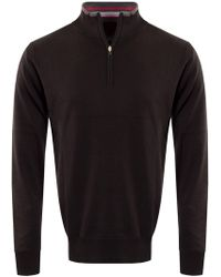 Cutter & Buck - Classic Lined Windblock Jumper - Lyst