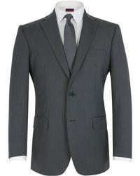 Pierre Cardin - Stripe Notch Lapel Regular Fit Jacket - Lyst