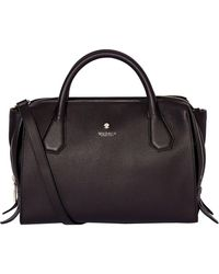 Modalu - Willow Triple Compartment Grab Bag - Lyst