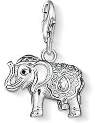 Thomas Sabo - Charm Club Elephant Pendant - Lyst