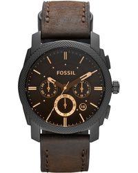 Fossil - Fs4656 Mens Strap Watch - Lyst