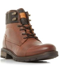 Tommy Hilfiger - Curtis 13a Toecap Worker Boots - Lyst