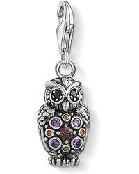 Thomas Sabo - Charm Club Owl Charm - Lyst