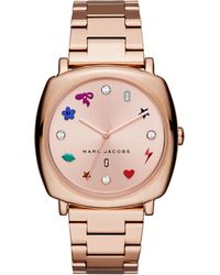 Marc By Marc Jacobs - Mj3550 Ladies Mandy Bracelet Watch - Lyst