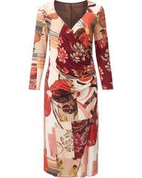 James Lakeland - Rose Print Dress - Lyst