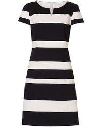 Betty & Co. - Striped Shift Dress - Lyst