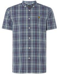 Lyle & Scott - Men's Check Shirt - Lyst