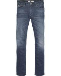 e210251e8 House of Fraser · Tommy Hilfiger - Men's Bleecker Ucon Slim Fit Jeans - Lyst
