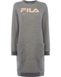 Fila | Logo Dress | Lyst